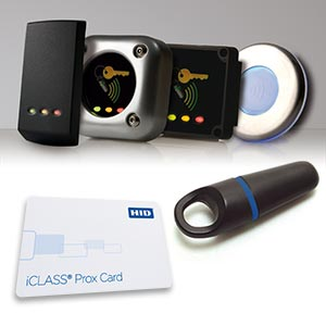 Access Control Cards & Fobs