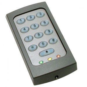 Paxton 375-110 Net2 KP75 Combined Proximity & Keypad Reader