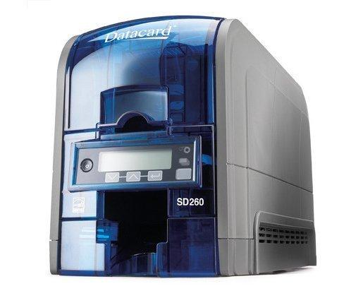 Datacard SD260 Single Sided Card Printer 535500-002