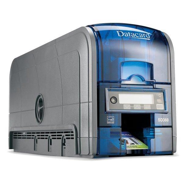 Datacard SD360 Dual Sided Card Printer 506339-001