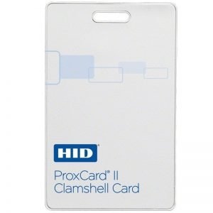 HID 1326LSSMV ProxCard II Clamshell Card
