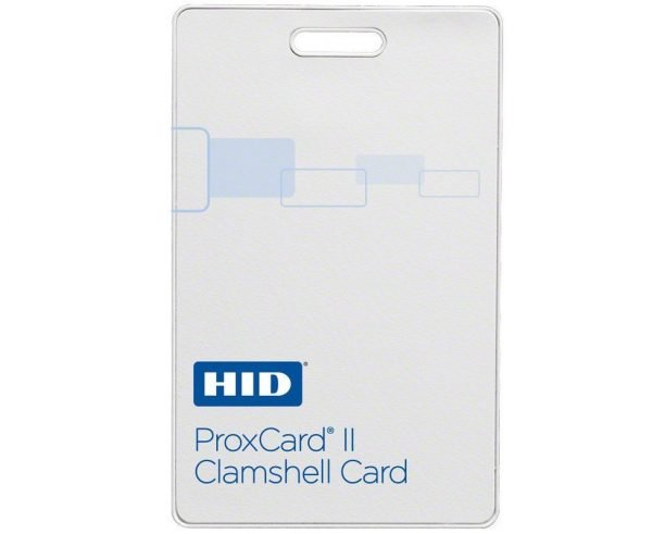 HID1326LSSMVProxCard II Clamshell Card