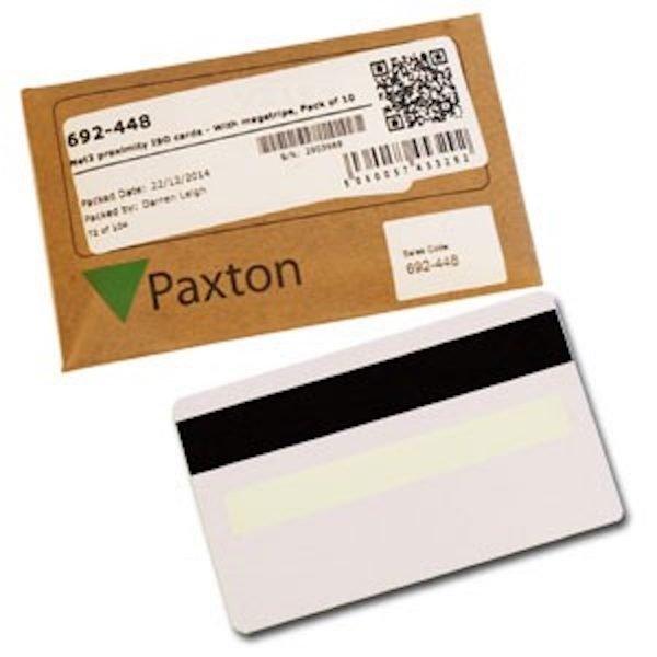 Paxton Net2 692-448 ISO Proximity Cards