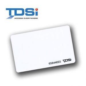 TDSi 4262-0245 White Proximity Cards