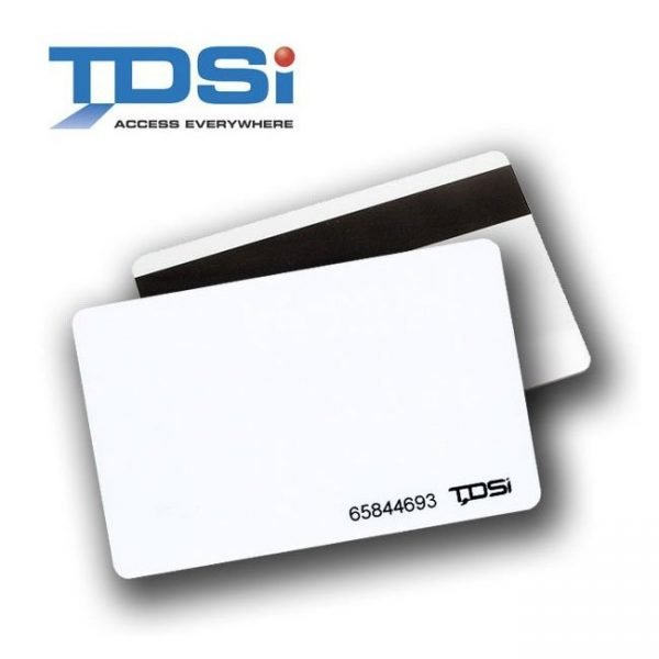 TDSi 4262-0247 ISO Proximity Card with Magstripe