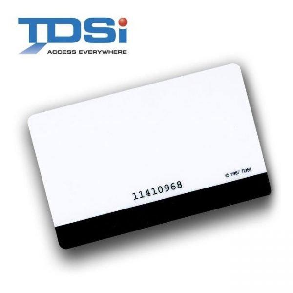 TDSi 4801-0008 White Microcard