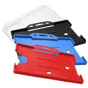 Rigid Card Holders