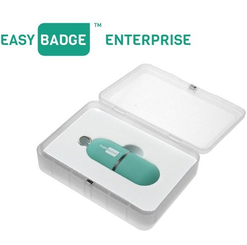 EasyBadge Enterprise ID Card Software