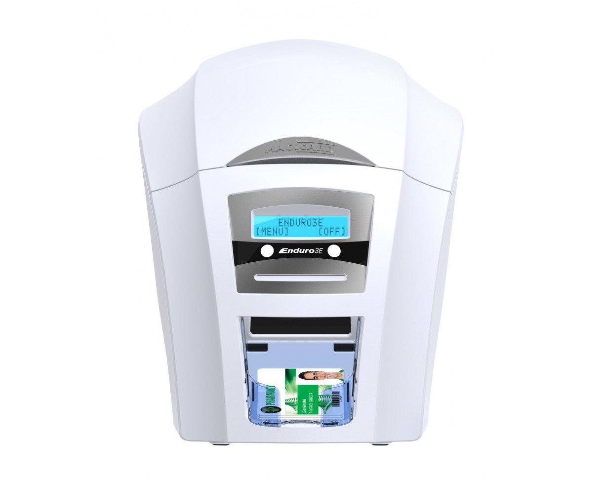 Magicard Enduro3E Card Printer with Magnetic Stripe Encoder 3633-3022