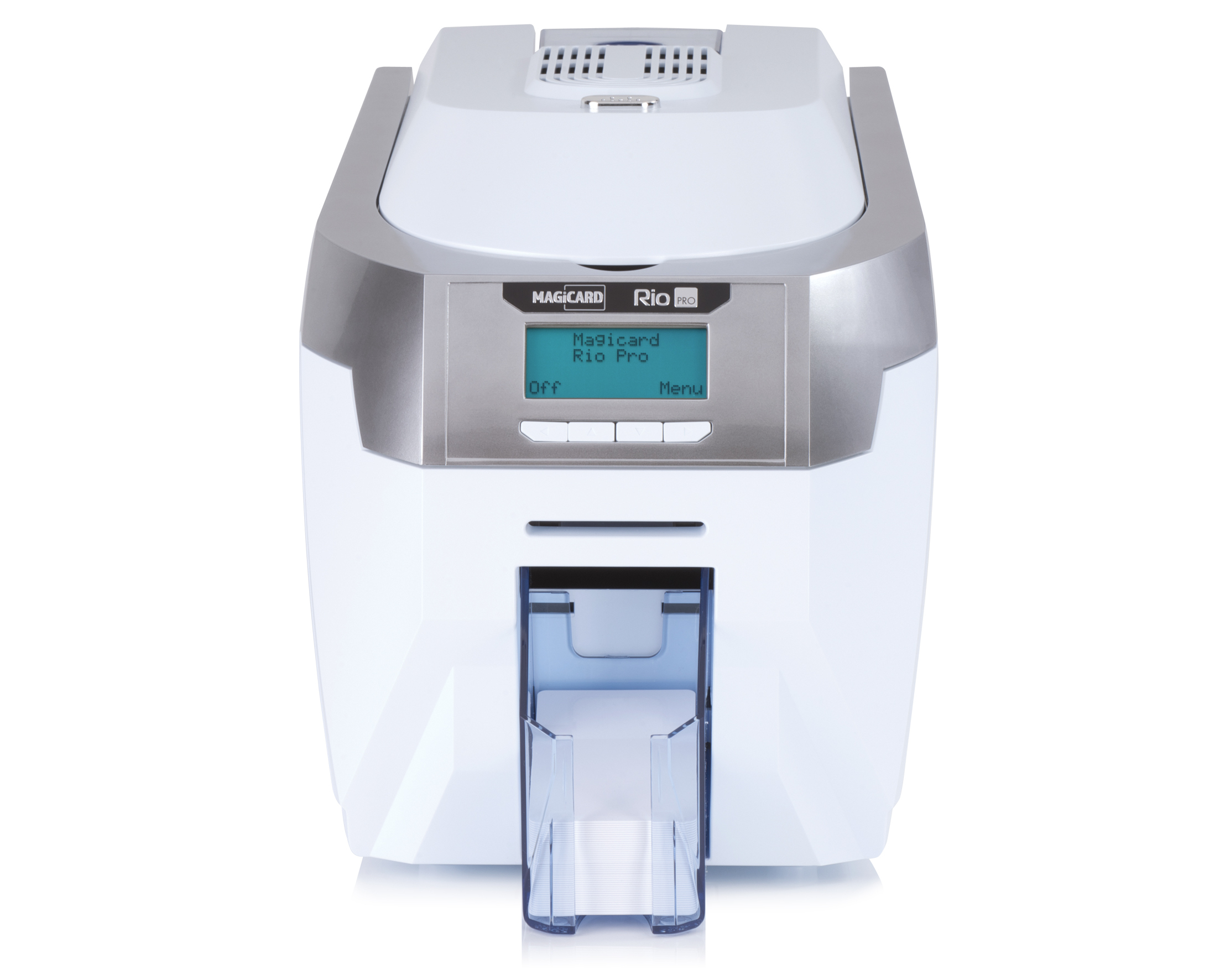 Magicard Rio Pro Card Printer with Magnetic Stripe Encoder 3652-0002 Single Sided