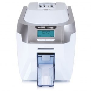 Magicard Rio Pro Card Printer with Smart Card Encoder 3652-0003 Single Sided