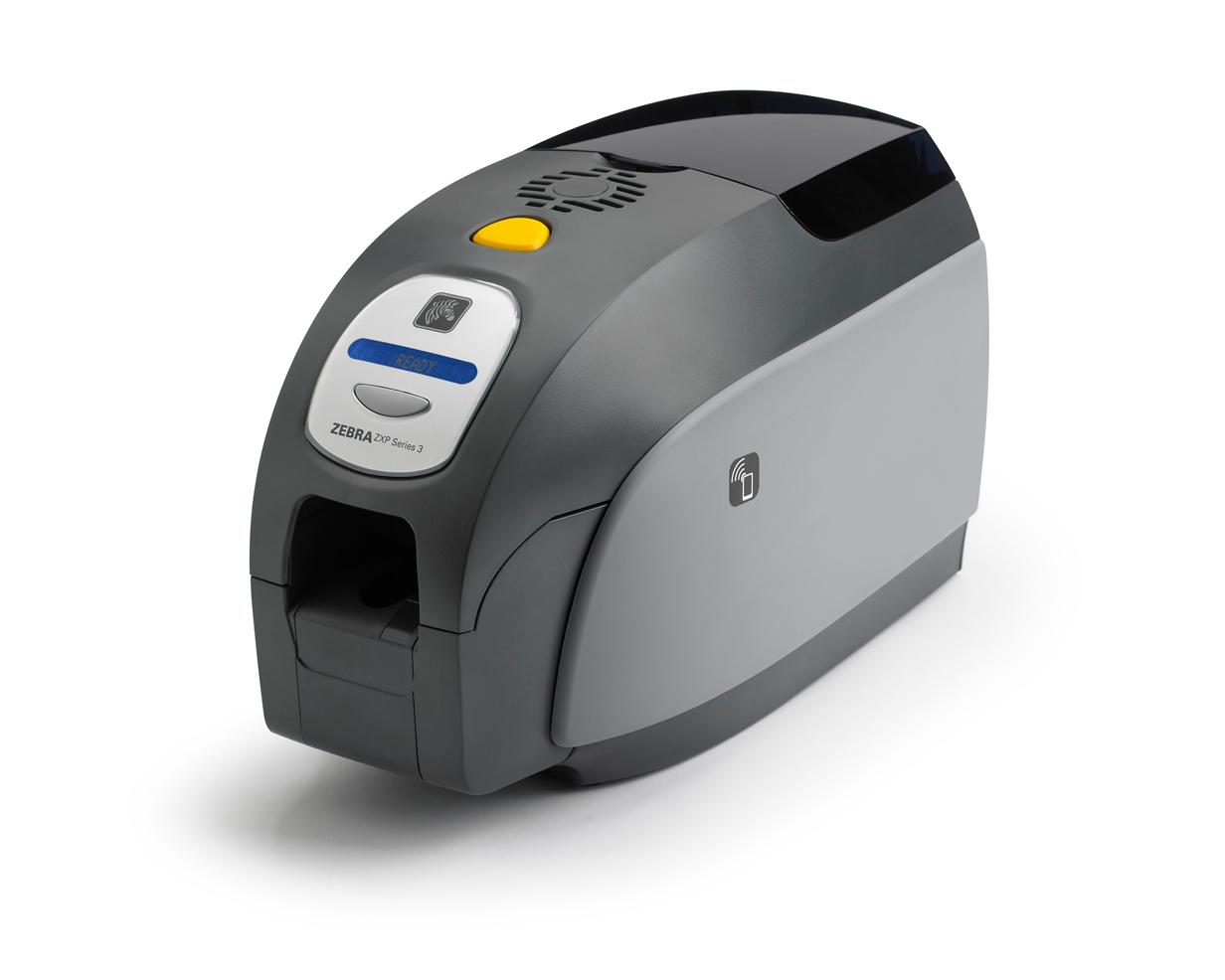 Zebra ZXP Series 3 Printer with Mag Stripe Encoder Z31-0M000200EM00