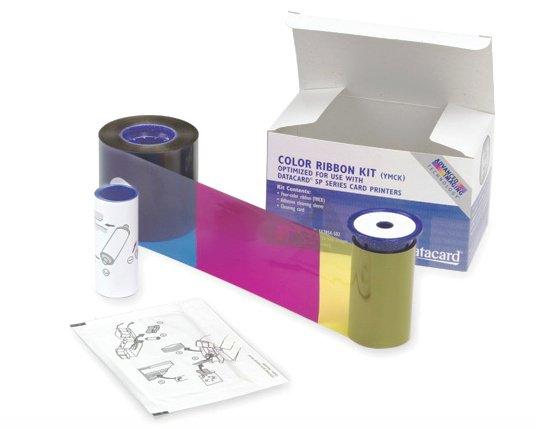 Datacard 534700-001-R010 SD260 YMCKT Colour Ribbon - 250 Image