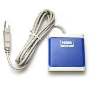 HID OMNIKEY 5022 Smart Card Reader
