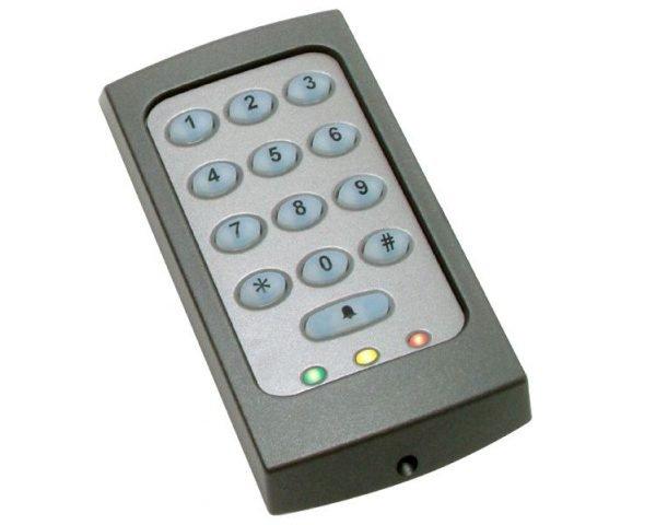 Paxton 355-110 Net2 KP50 Combined Proximity & Keypad Reader