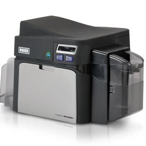Fargo DTC4250e Single Sided ID Card Printer