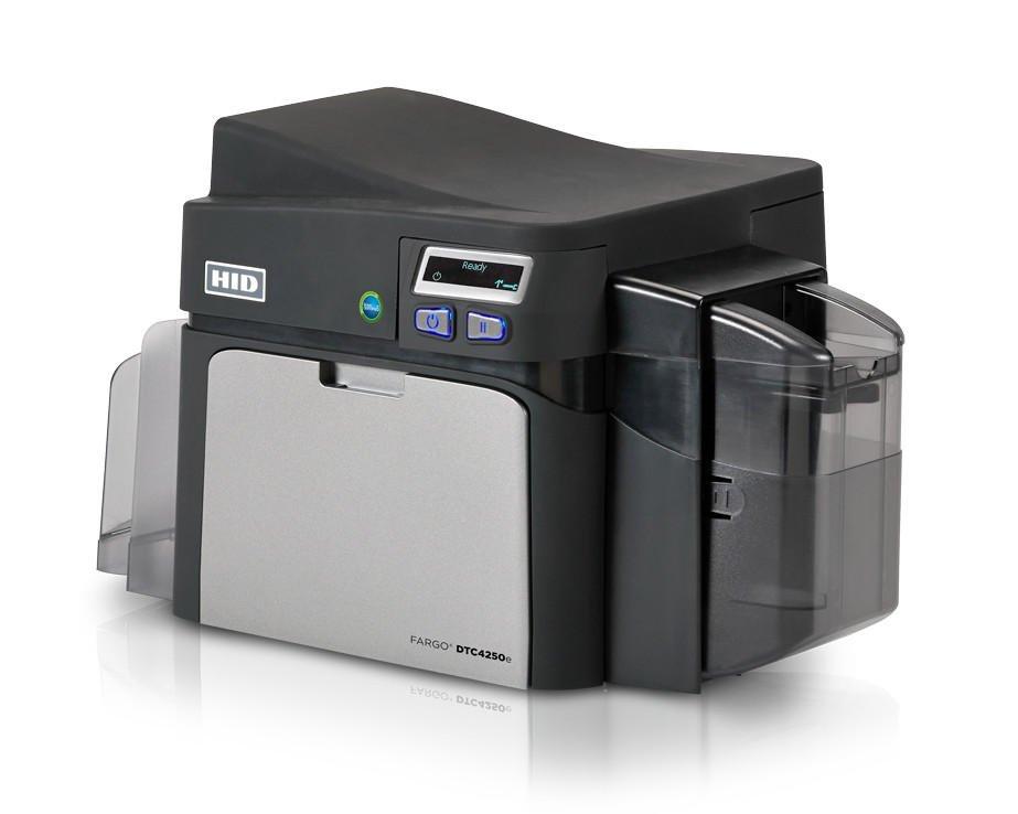 Fargo DTC4250e Single Sided ID Card Printer