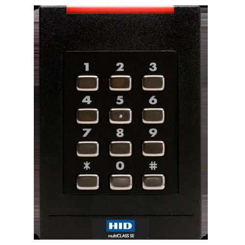 HID 921PTNTEK00000 multiCLASS SE RPK40 Keypad Reader