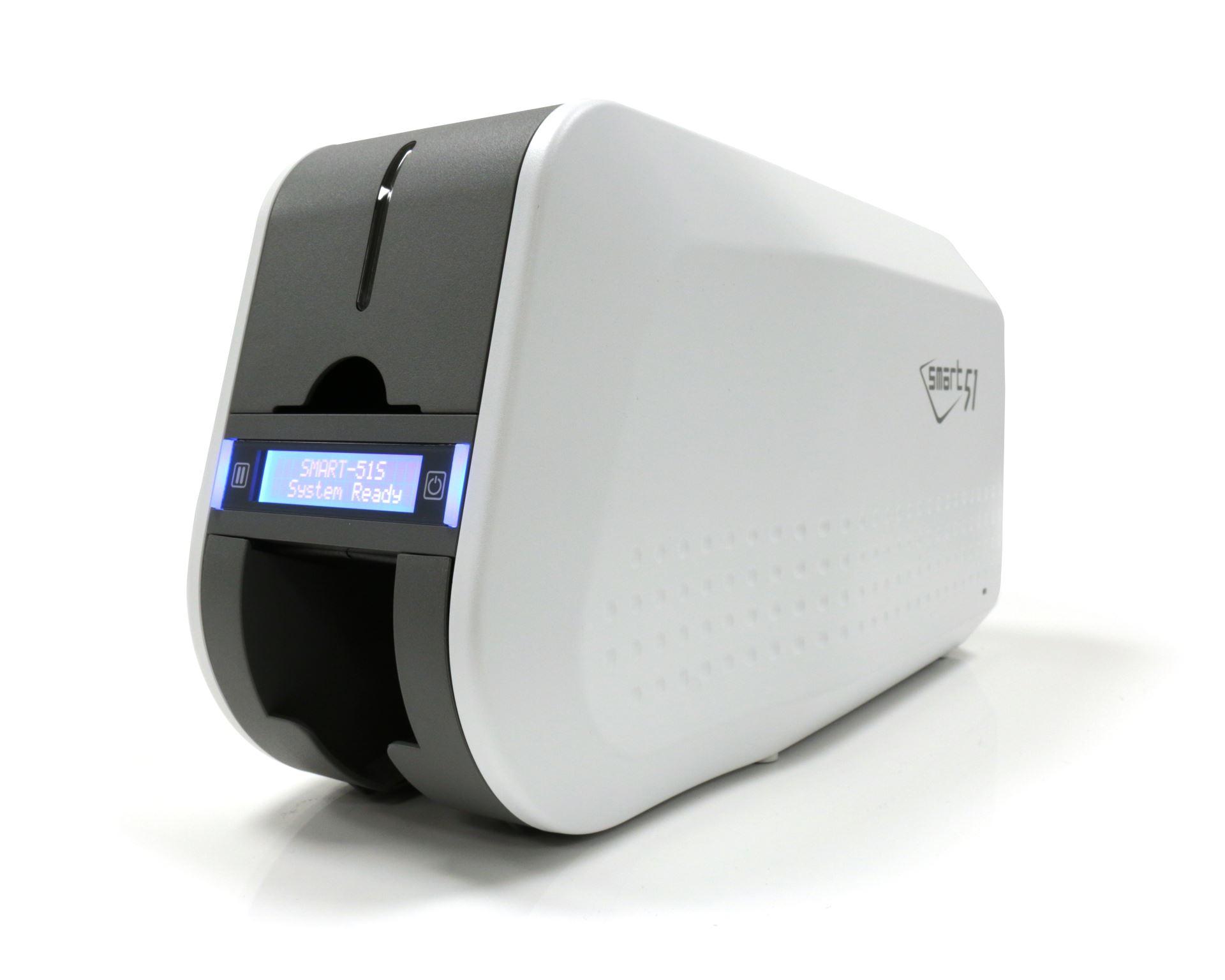 IDP Smart 51D ID Card Printer