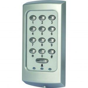 Paxton 375-130 Net2 KP75 Proximity Metal Keypad MIFARE®