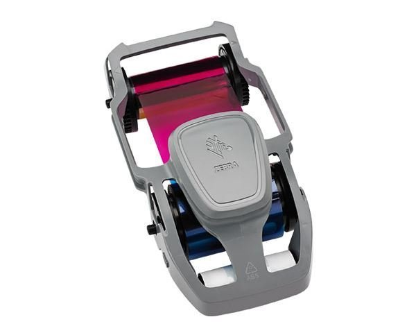 Zebra 800300-550EM ZC350 YMCKO Colour Ribbon