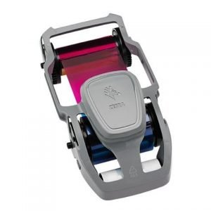 Zebra 800300-350EM ZC300 YMCKO Colour Ribbon