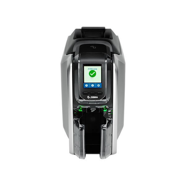 Zebra ZC300 ID Card Printer ZC32-000C000EM00