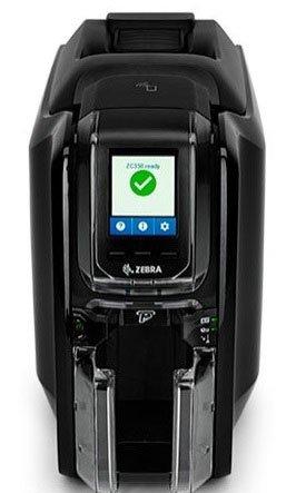 Zebra ZC36-000C000EM00 ZC350 ID Card Printer