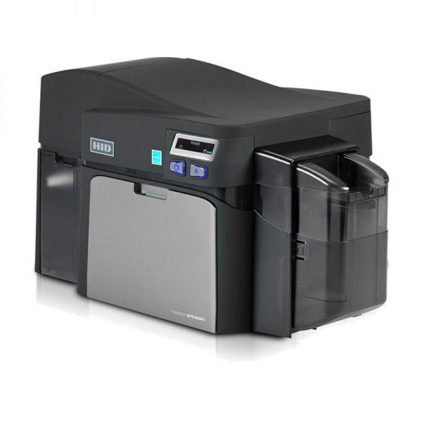 Fargo DTC4250e Dual Sided ID Card Printer