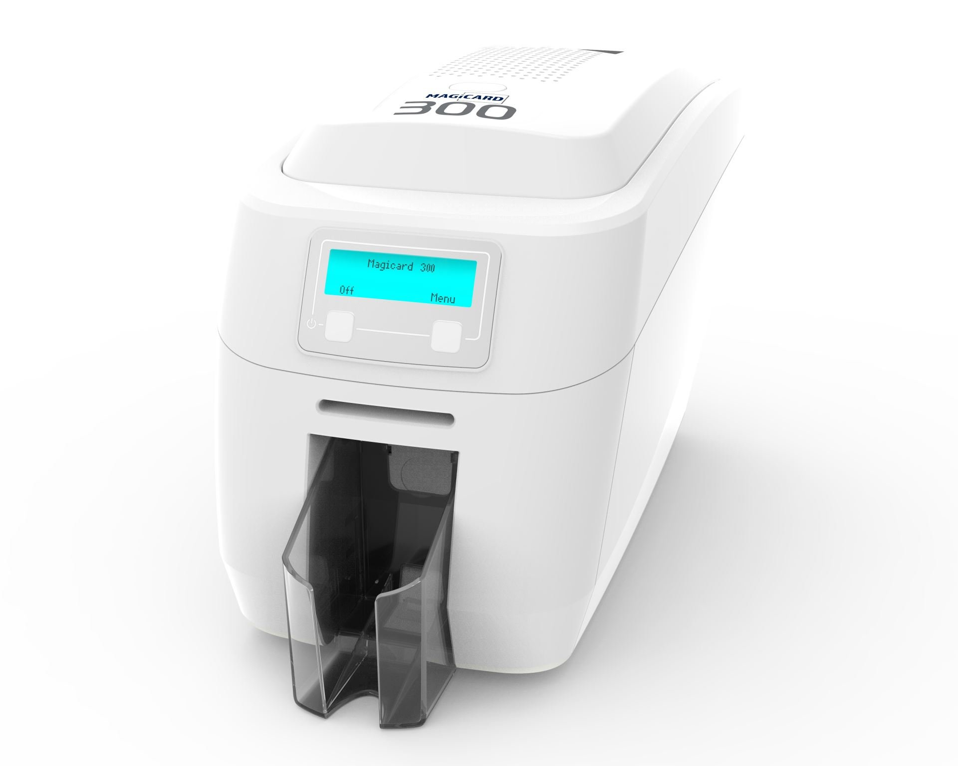 Magicard 300 ID Card Printer 3300-0021 (Dual Sided)