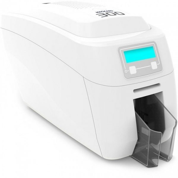 Magicard 300 ID Card Printer 3300-0021 (Dual Sided)