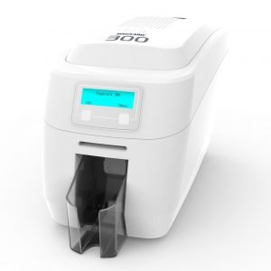 Magicard 300 ID Card Printer with Smart Card Encoding 3300-0023