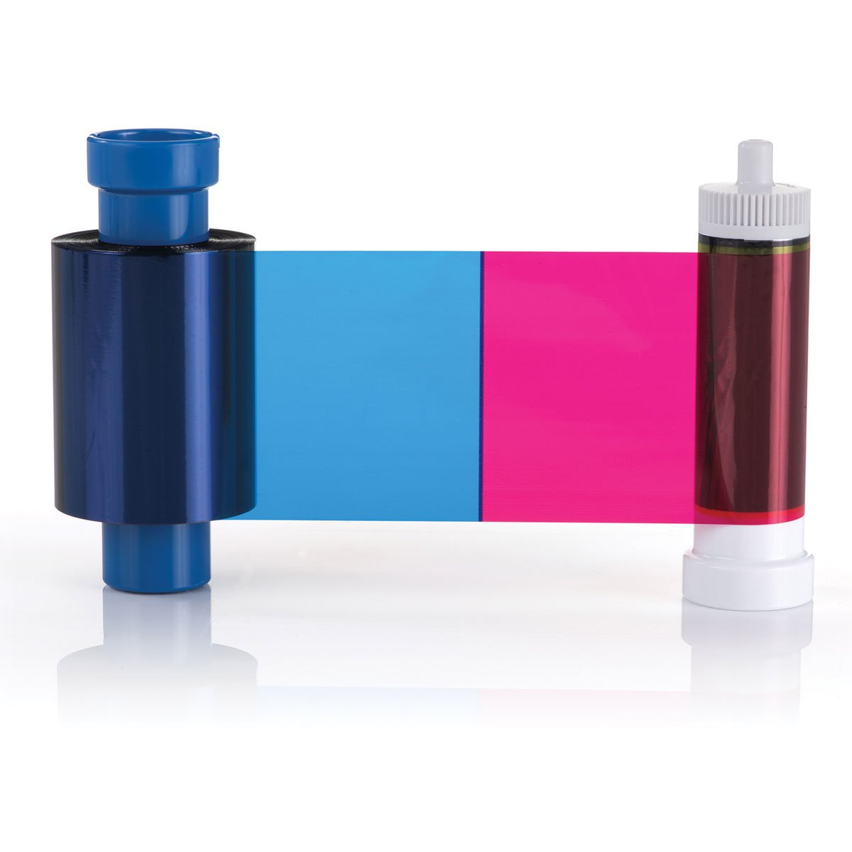 Magicard 600 MB250YMCKOK Colour Ribbon - 250 Image