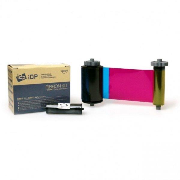 IDP Smart 51 YMCKO Colour Ribbon 659366 - 250 Image