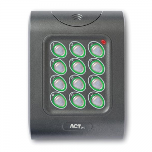 ACTpro 1050e Keypad and Proximity Reader