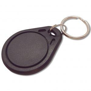NXP MIFARE® Classic EV1 1K Black KeyFobs