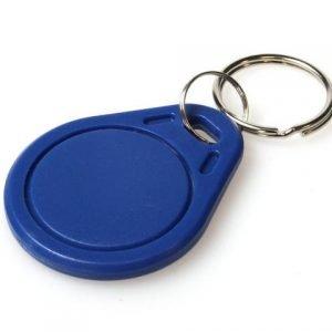 NXP MIFARE® Classic EV1 1K Blue KeyFobs