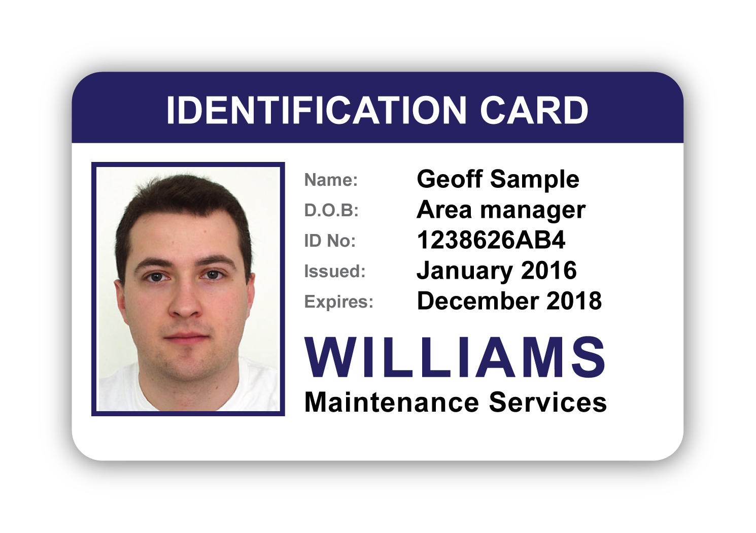 Engineer ID Card