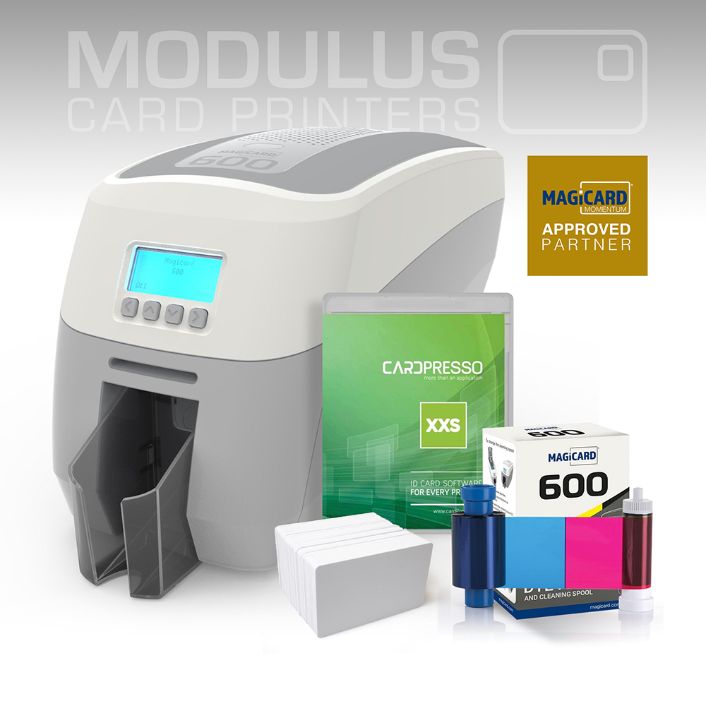 Magicard 600 Single Sided Card Printer Package